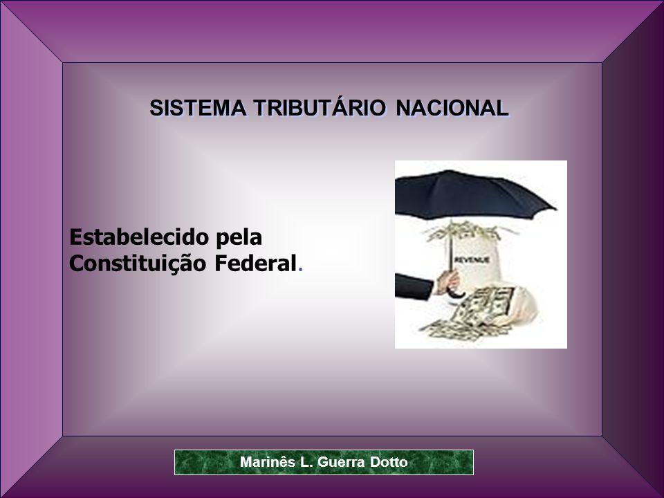 Prof.Dr. José Carlos Marion 2 Estabelecido pela Constituição Federal.