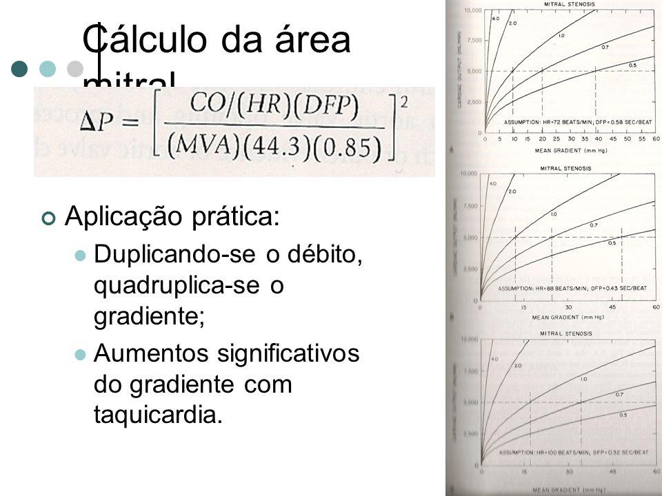Valvuloplastia Mitral Percutânea Técnicas I- Técnica de Inoue (1984) É a de realização mais simples, rápida e segura, permitindo dilatações progressivas,com maior estabilidade do balão.Custo mais alto As técnicas usualmente empregadas são anterógradas,isto é,o acesso à valvula mitral faz-se a partir do atrio esquerdo,requerendo portanto, um cateterismo transeptal II- Técnica do duplo balão (1985) Uso de dois guias independentes;muito trabalhosa, > complicações potenciais.
