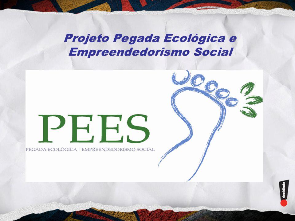 Projeto Pegada Ecológica e Empreendedorismo Social