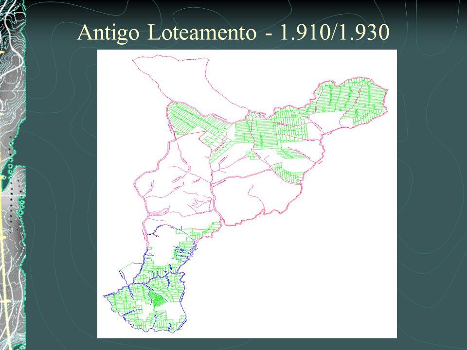 Antigo Loteamento - 1.910/1.930