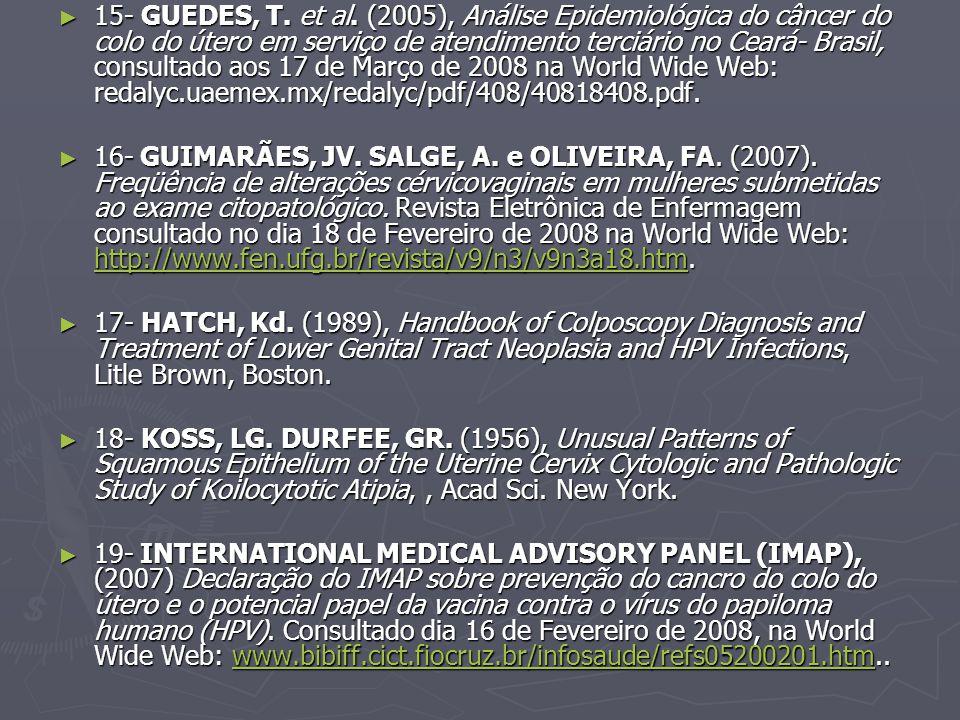 15- GUEDES, T.et al.