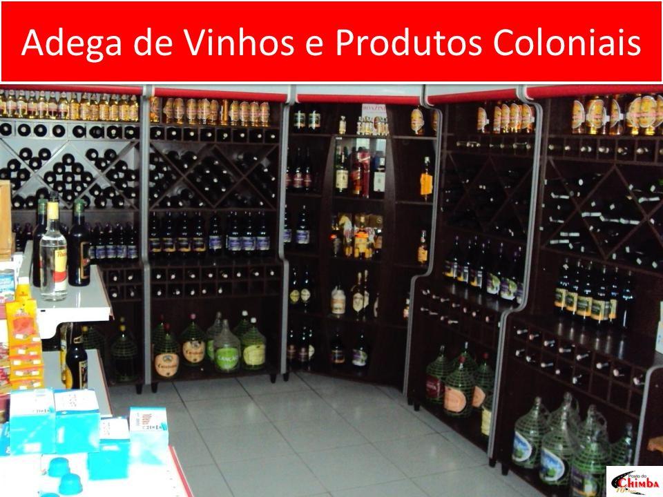 Adega de Vinhos e Produtos Coloniais