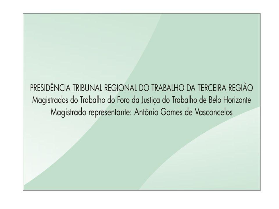 Individual Apresentação de sugestões ou propostas, sob a forma de proposições (de natureza prática e concernentes a procedimentos, a rotinas ou à gestão judiciária) aos Grupos de Trabalho das Unidades Regionais Apresentação de sugestões ou propostas, sob a forma de proposições aos Grupos de Trabalho das Unidades Regionais relativas à Gestão Judiciária e à Administração da Justiça, no âmbito do TRT3, que, uma vez aprovadas, serão encaminhadas ao Encontro Bienal dos Representantes da URGEs Discussão e voto nas deliberações acerca da conversão das proposições em Diretrizes de Ação
