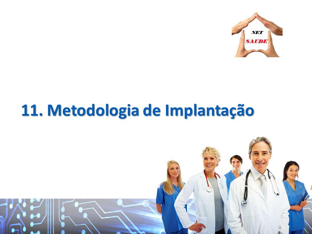 11. Metodologia de Implantação