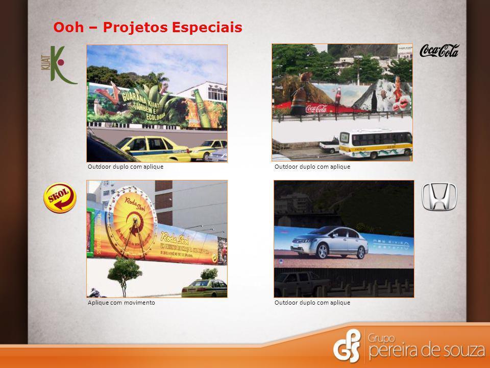 Ooh – Painéis Rodoviários Rodovia Airton Senna – Km 49Rodovia Fernão Dias – Km 15 Guarda do Embaú (Face Florianópolis)Rodovia Carvalho Pinto – Km 86