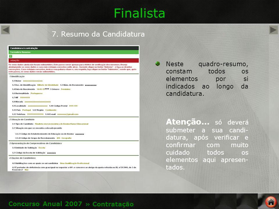Finalista 7.