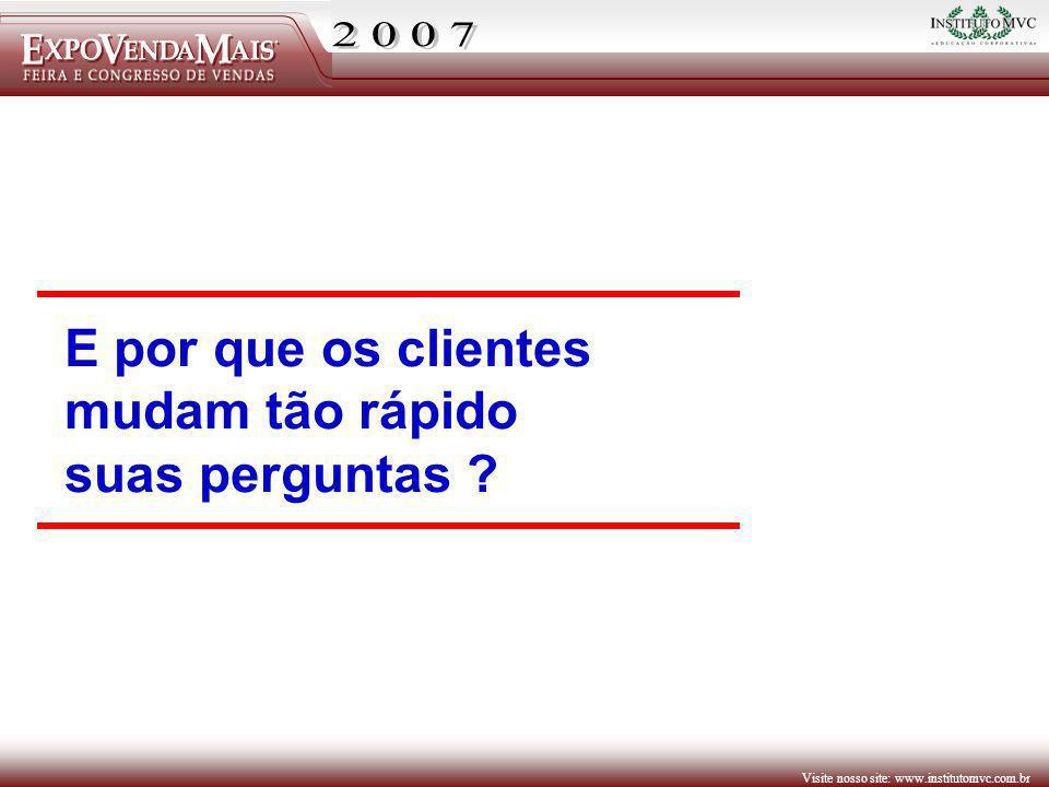 Visite nosso site: www.institutomvc.com.br Na sua opinião o que esta faltando .