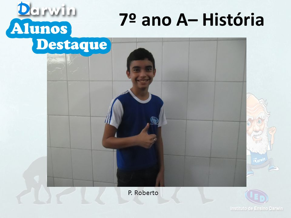 Leandro Vidal 7º ano A– Matemática