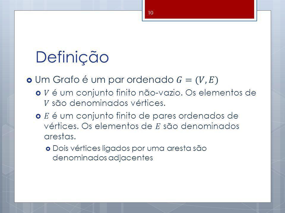 Definição 10