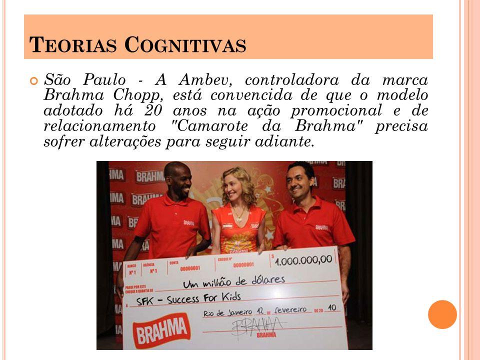 São Paulo - A Ambev, controladora da marca Brahma Chopp, está convencida de que o modelo adotado há 20 anos na ação promocional e de relacionamento