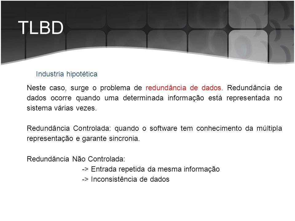 TLBD Chave Primária é um atributo identificador que representa univocamente cada ocorrência ou registro de uma tabela.