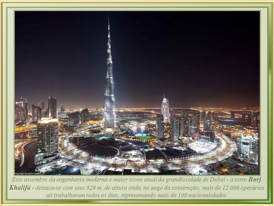 Em nome de Sua Alteza Sheikh Mohammed Bin Rashid Al Maktoum, cuja dinastia vem governando o país Dubai desde 1833, sua esposa Sua Alteza Real Princesa