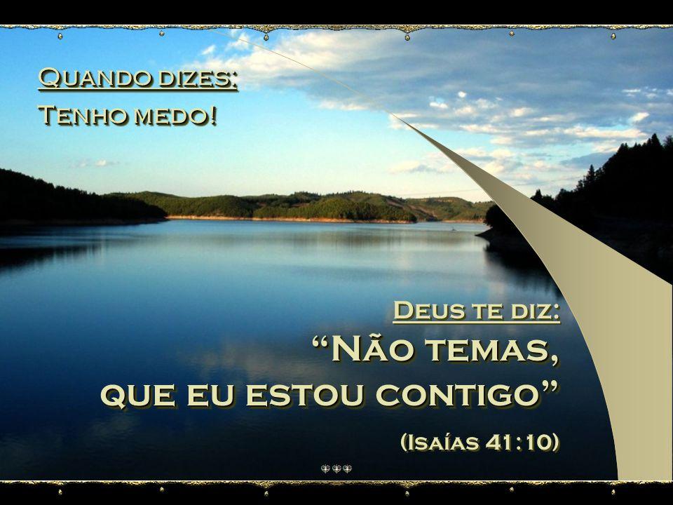 Quando dizes: Não mereço perdão! Quando dizes: Não mereço perdão! Deus te diz: Eu te perdôo (Romanos 8:1) Deus te diz: Eu te perdôo (Romanos 8:1)