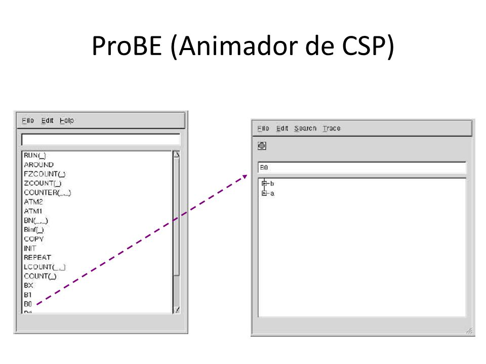 ProBE (Animador de CSP)