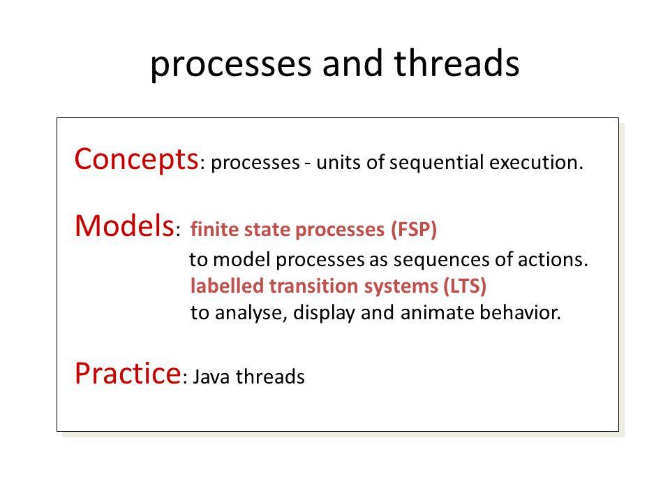Composição Paralela Generalizada Sejam P e Q processos CSP então P [| X |] Q P e Q são executados em paralelo mas sincronizando nos eventos em X: – Nos outros eventos semelhante ao operador de entrelaçamento (independente)