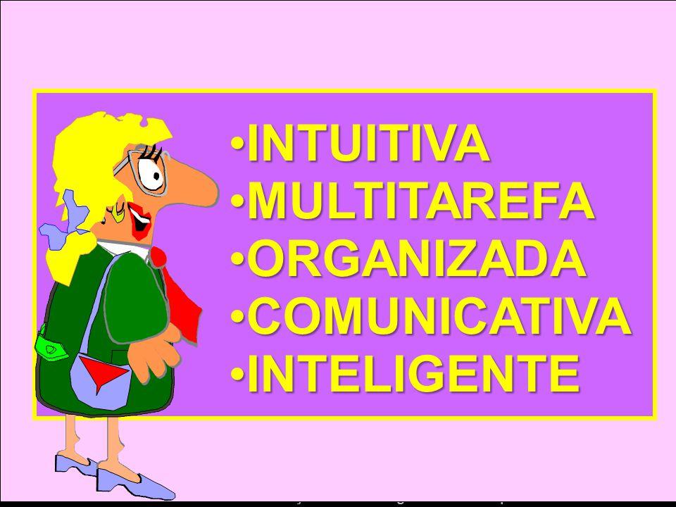 © MARIO PERSONA Comunicação & Marketing www.mariopersona.com.br INTUITIVAINTUITIVA MULTITAREFAMULTITAREFA ORGANIZADAORGANIZADA COMUNICATIVACOMUNICATIVA INTELIGENTEINTELIGENTE