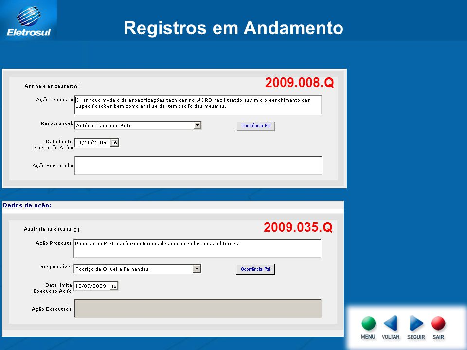 2009.035.Q 2009.008.Q