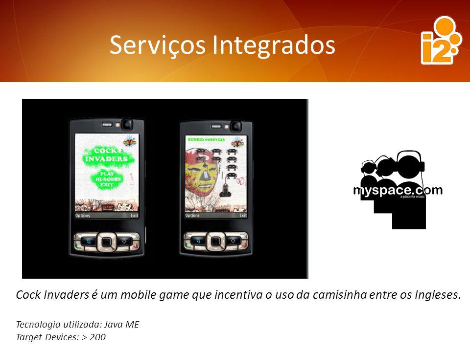 Serviços Integrados Cock Invaders é um mobile game que incentiva o uso da camisinha entre os Ingleses.