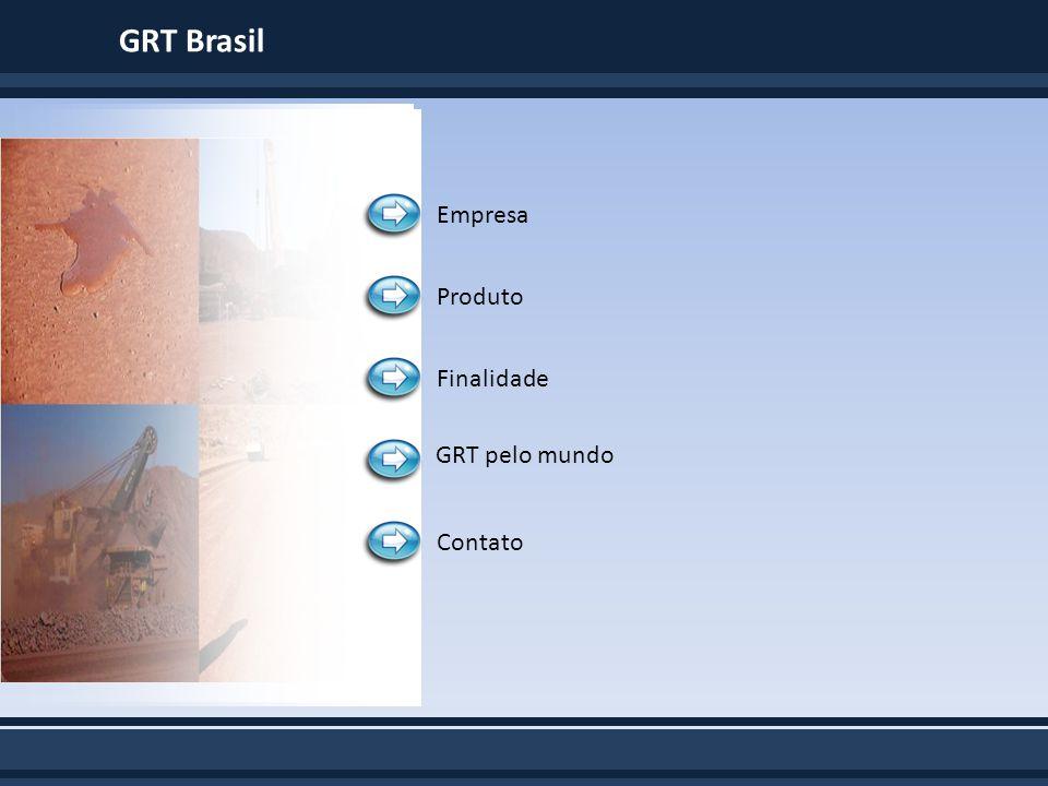 Nome da Apresentação | Tópico 1 GRT Brasil | Empresa Global Technology Road é uma empresa internacional com uma riqueza de experiência na criação e manutenção de melhores estradas urbanas, rurais e industriais.