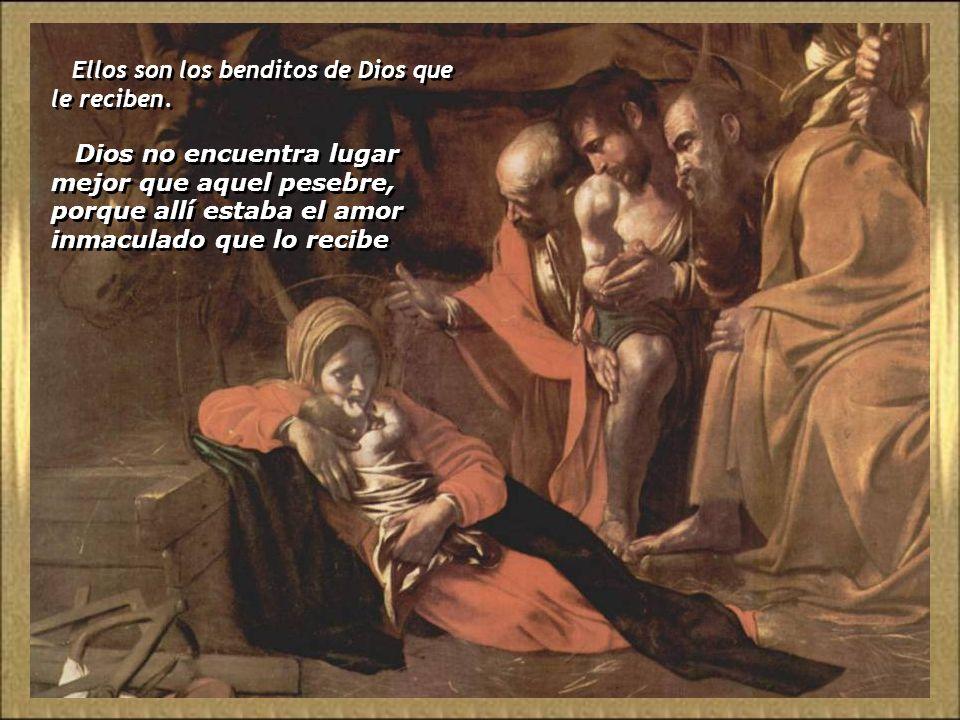 A Virgem e São José, com sua fé, esperança e caridade saem vitoriosos na prova.