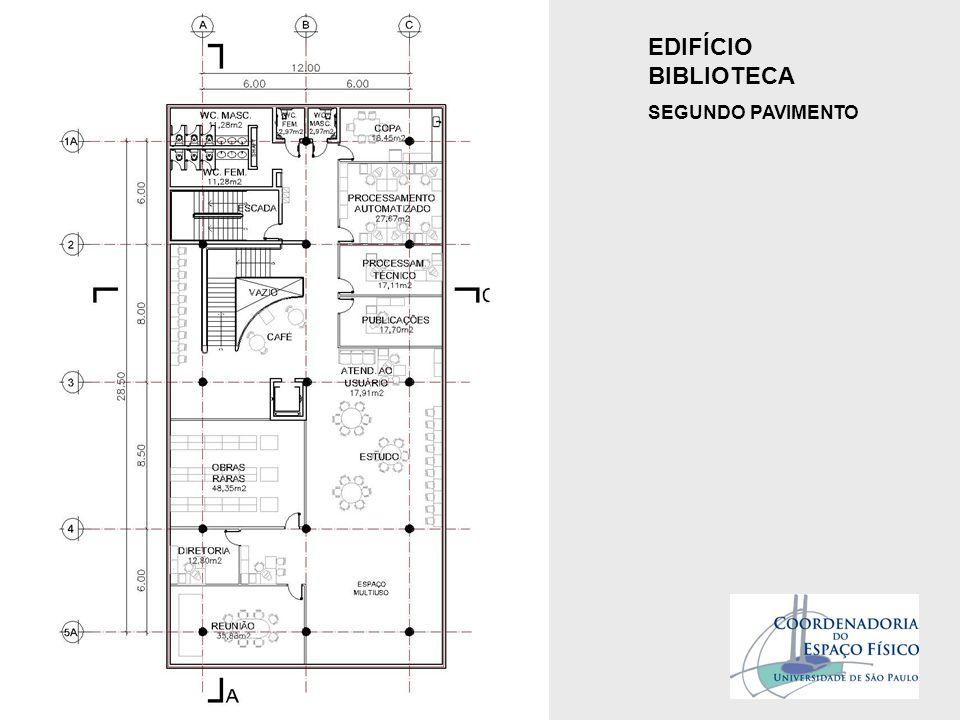 EDIFÍCIO ANEXO SERVIÇOS GERAIS