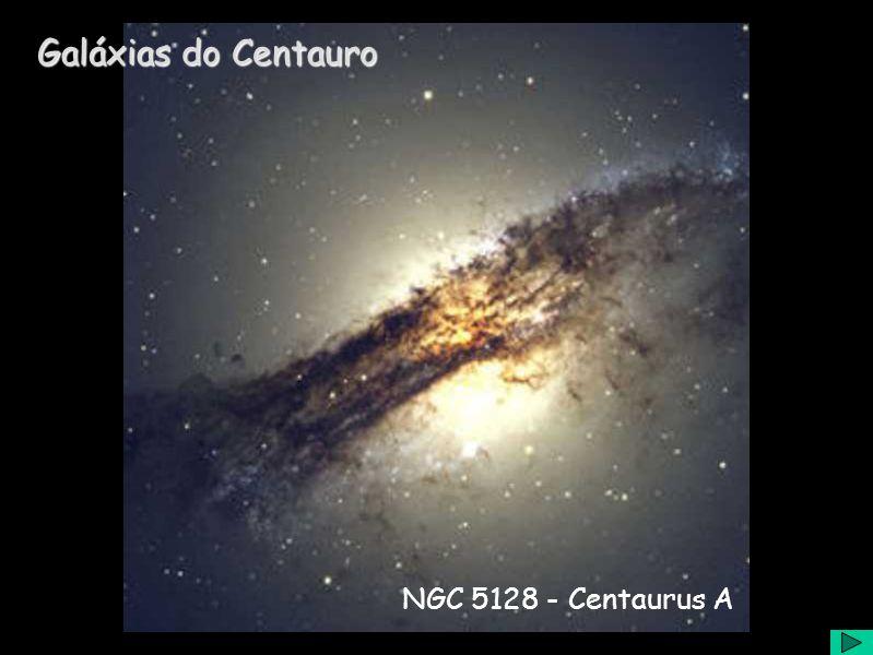 Galáxias do Centauro NGC 5128 - Centaurus A