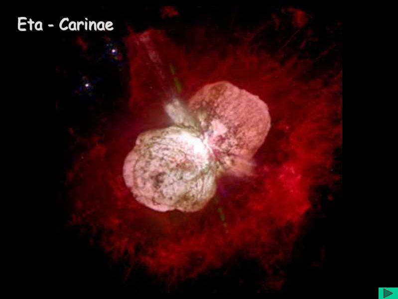 Eta - Carinae