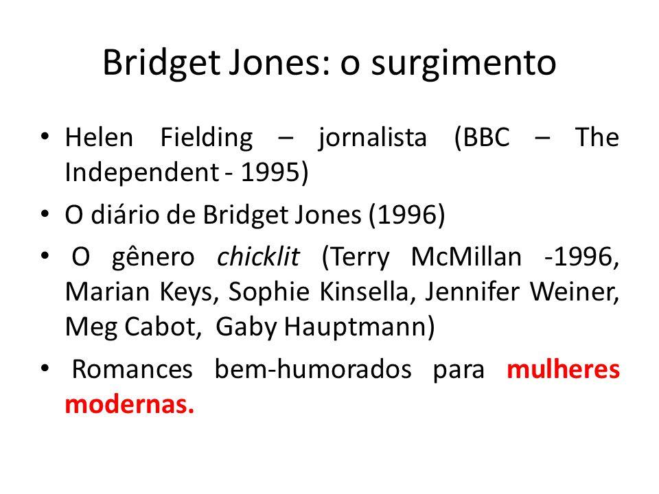 Desde as primeiras linhas deste diário, você vai achar que já conhece Bridget Jones de algum lugar.