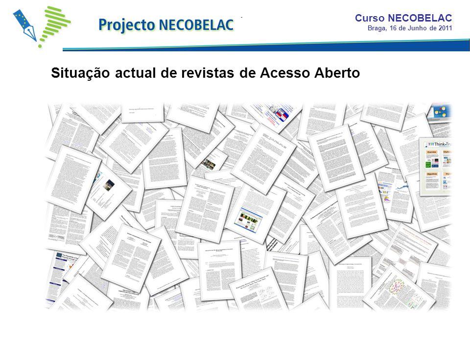 Em Portugal a publicação de revistas científicas é dirigida essencialmente por sociedades cientificas activas nas suas áreas de investigação; Na maior
