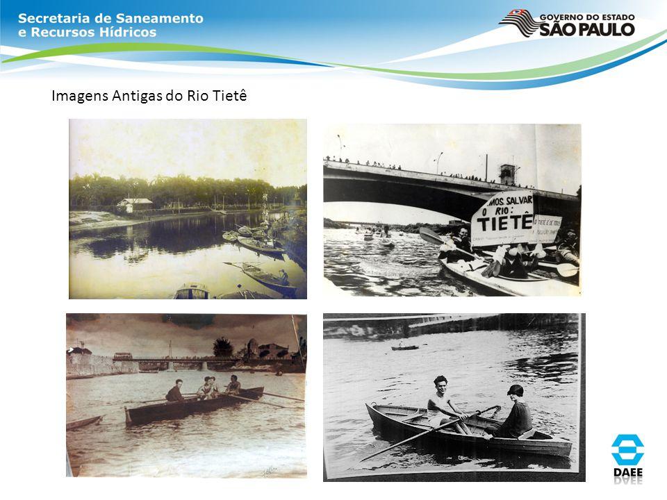 Conclusão O Rio Tietê foi a grande linha mestra da ocupação da Região Metropolitana de São Paulo.