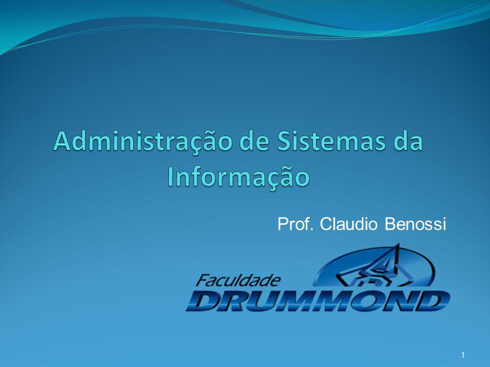 Prof. Claudio Benossi 1