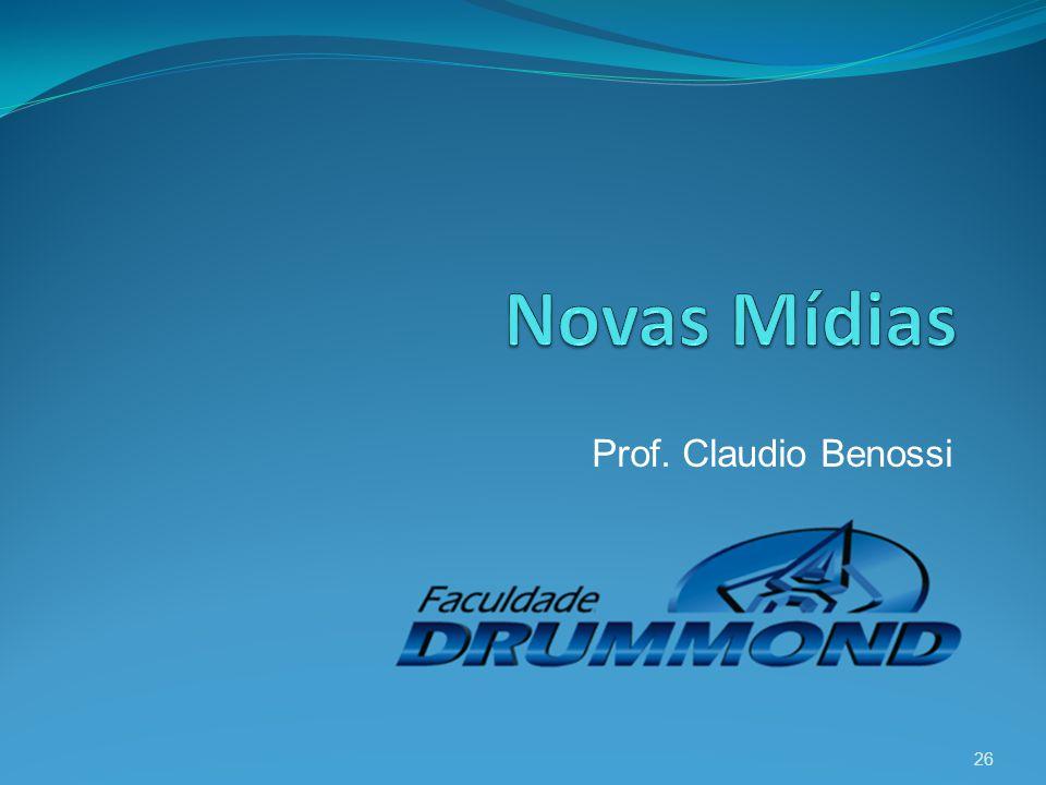Prof. Claudio Benossi 26