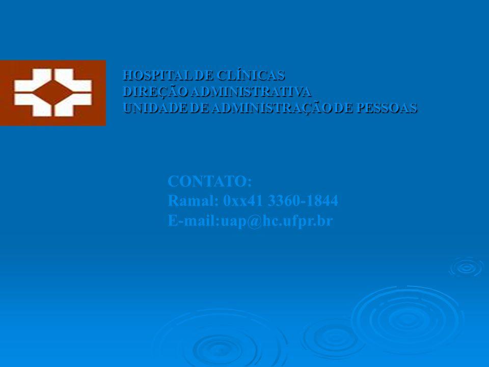 Referências Utilizadas como Parâmetros Parâmetros Para o Planejamento e Dimensionamento da Força de Trabalho em Hospitais Gerais – Secretaria de Estad