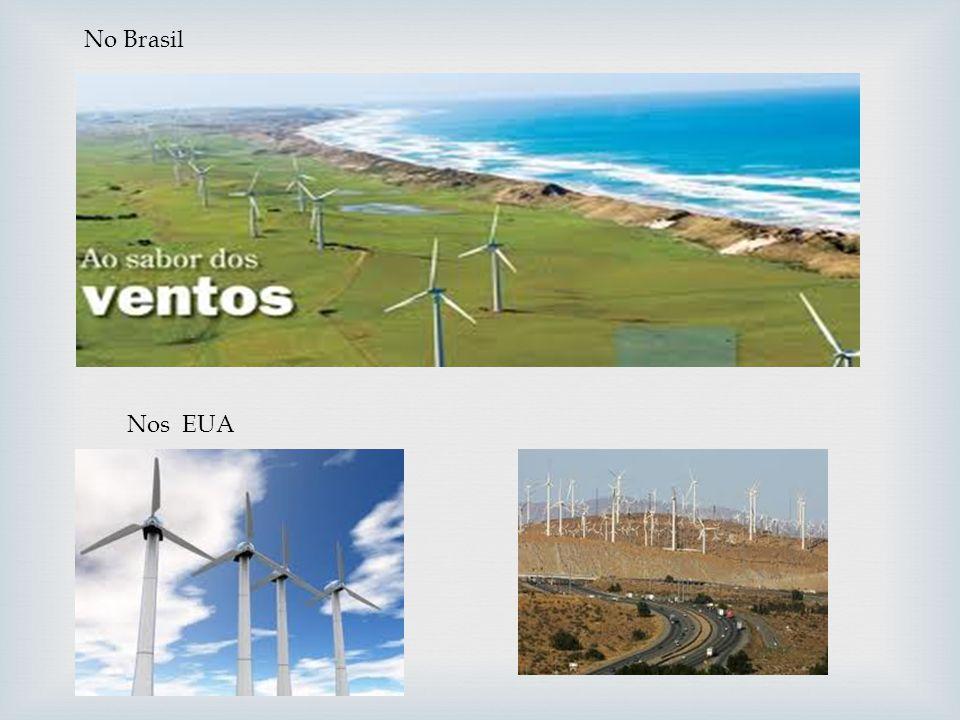 Nos EUA No Brasil