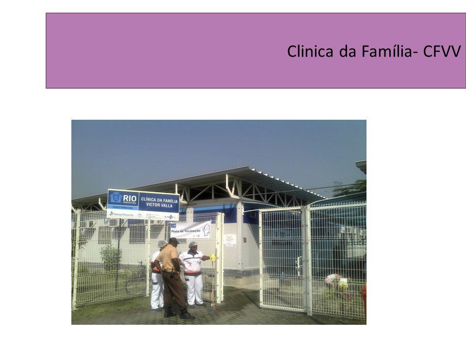 Clinica da Família Clinica da Família- CFVV