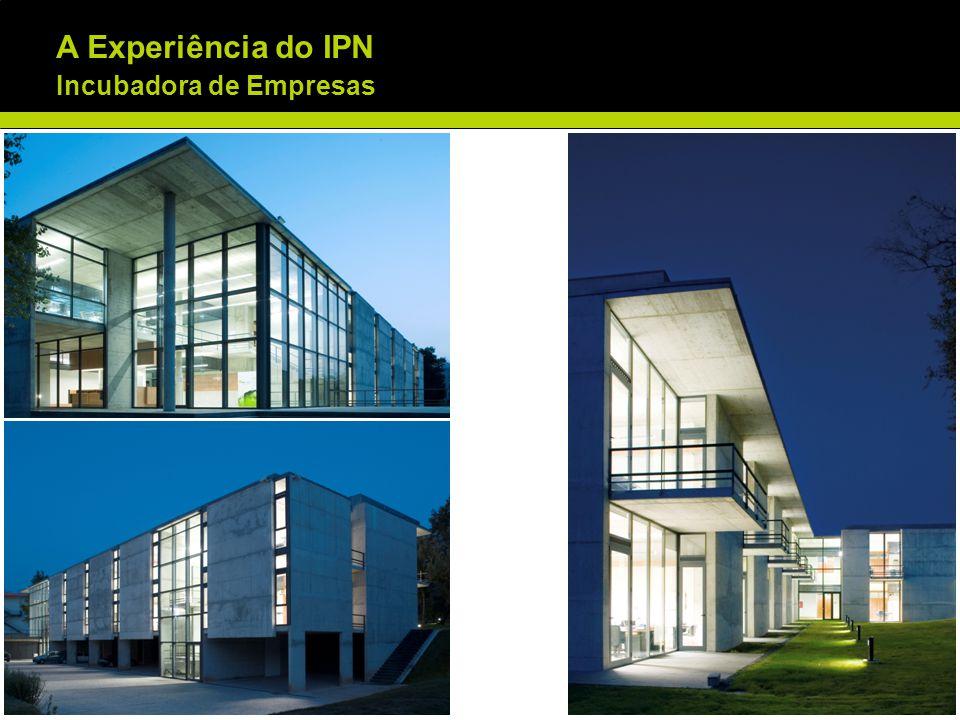 A Experiência do IPN Incubadora de Empresas