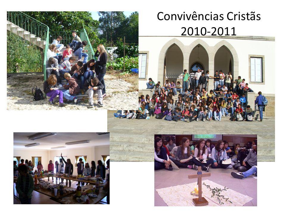 Convivências Cristãs 2010-2011