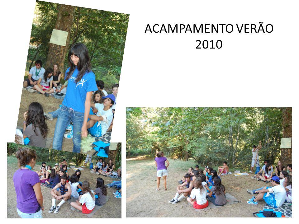 ACAMPAMENTO VERÃO 2010