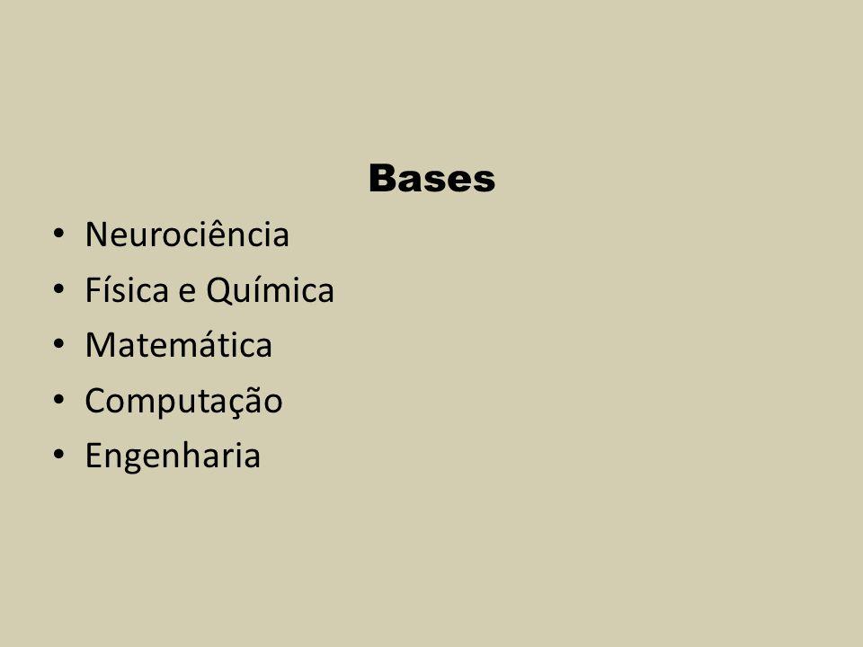 Proposta de sequência de estudos Modelagem de mecanismos sinápticos Análise probabilística clássica de Katz et al [notas de aula e leitura de artigos clássicos] Modelos de dinâmica sináptica, equacionamento e simulação de sinapses com depressão ou facilitação [cap 7]