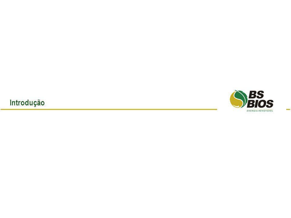 Programa de Culturas Alternativas BSBIOS Percepção de agricultores em pesquisa realizada recentemente Canola apresenta vantagens na rotação, otimiza estrutura da soja e melhora a terra Fonte: Balanço social sistêmico do biodiesel – Unisinos/Fiergs