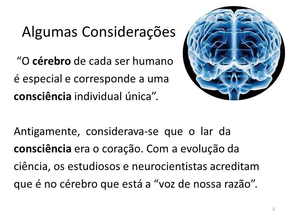Consciência é uma qualidade psíquica, isto é, que pertence à esfera da psique humana, por isso diz-se também que ela é um atributo do espírito, da mente, ou do pensamento humano.
