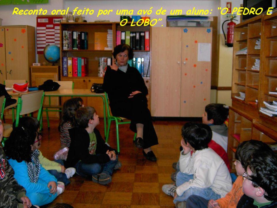 A GALINHA MEDROSA, pela Professora Piedade.