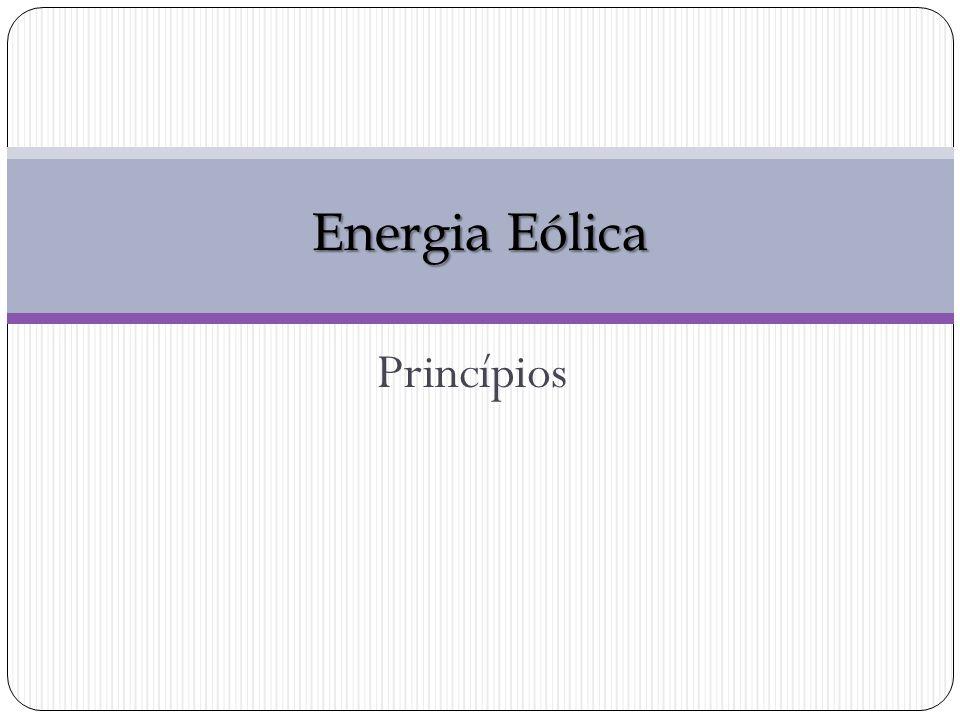 Princípios Energia Eólica