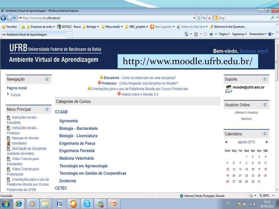 GRUPOS DE DISCUSSÃO http://groups.google.com/group/docencia0312