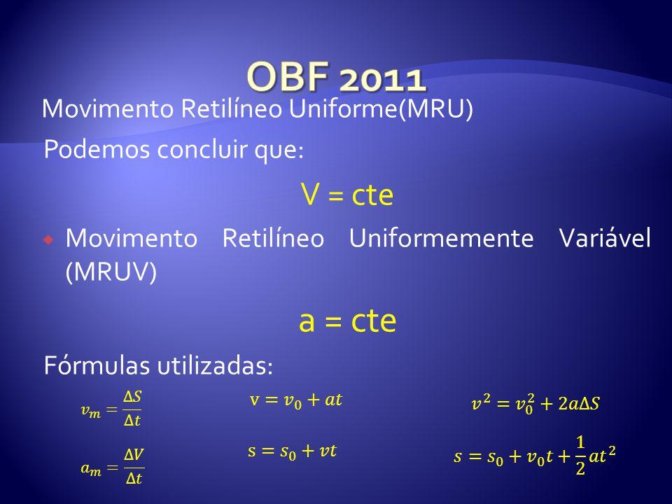 05) (OBF 2009) A estrada que liga duas cidades tem marcos quilométricos cuja contagem se inicia na cidade de Santo Anjo e que terminam, 70 km adiante, na cidade de São Basílio.