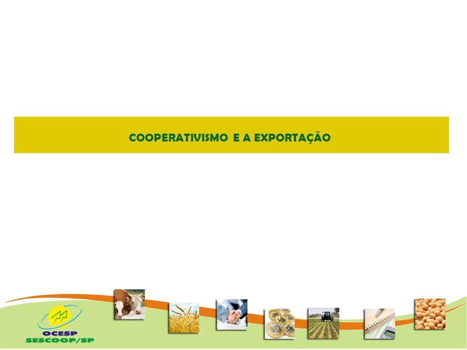 EVOLUÇÃO NÚMERO DE EXPORTAÇÃO Variação 2000-2008 528% Fonte: MDIC/SECEX – Dez.2008
