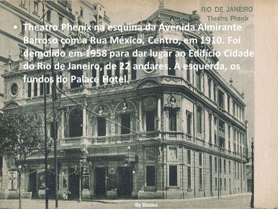 Pavilhão de Festas na Exposição Internacional do Centenário da Independência, que ocorreu de 7 de setembro de 1922 a 23 de março de 1923.