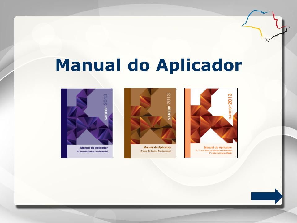 Manual do Aplicador