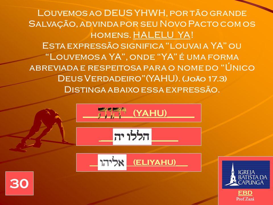 Ao evangelizarmos, nós falamos por CRISTO, o qual, com a autoridade do Próprio YAHU, nos convocou para tal MISSÃO. Somos os Profetas da era Messiânica