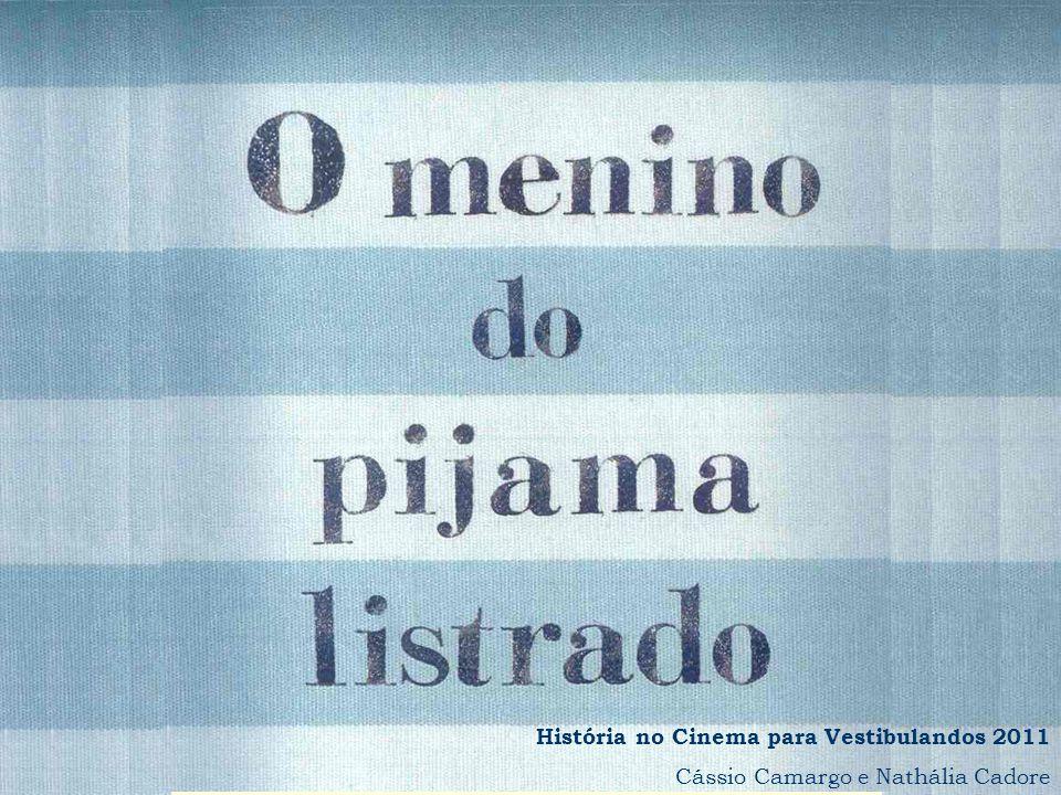História no Cinema para Vestibulandos 2011 Cássio Camargo e Nathália Cadore